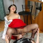 Anal Pantyhose Porn