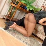 Pantyhose Anal Porn